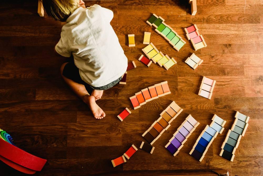 Metoda Montessori - na czym polega